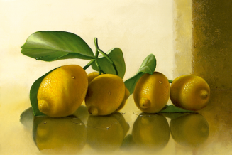 Lemon Reflections